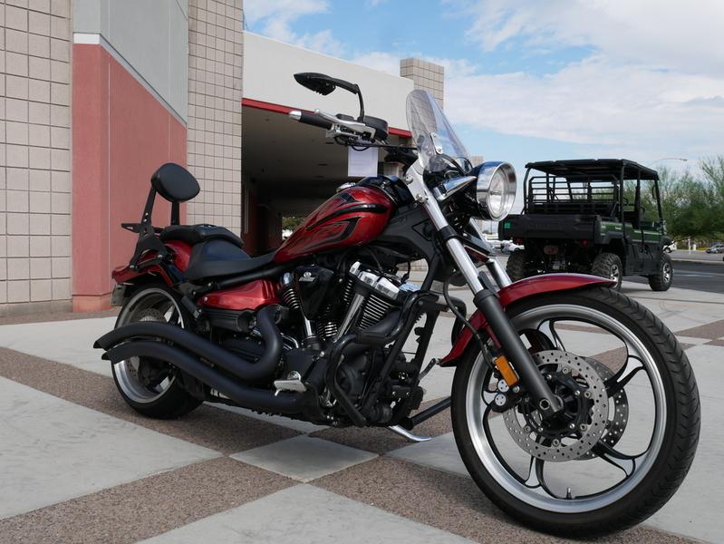 $6,999, 2011 Yamaha Raider