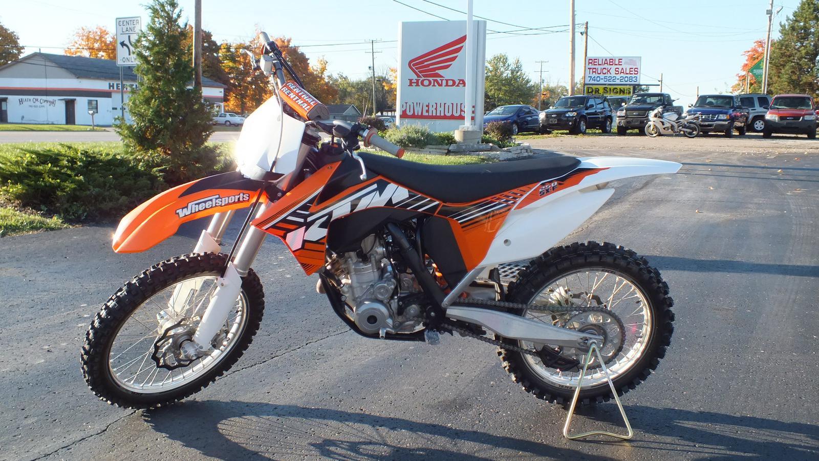 $4,599, 2012 KTM 250 SX-F