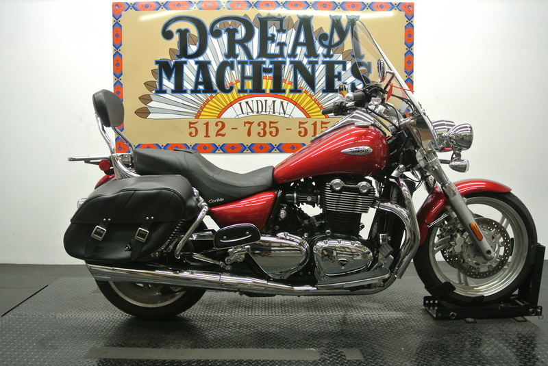 2010 triumph thunderbird 2010 thunderbird se for sale on 2040 motos 2010 triumph thunderbird 2010 thunderbird se for sale on 2040 motos