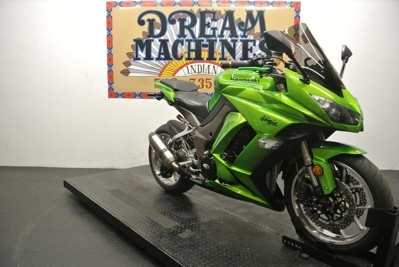 $6,470, 2011 Kawasaki Ninja 1000 ZX1000GBF $3,500 in Extras*