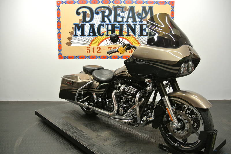 $23,950, 2013 Harley-Davidson FLTRXSE2 - Screamin Eagle CVO Road Glide Custom