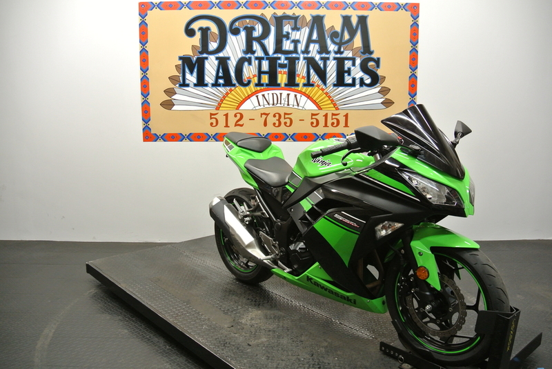 $3,250, 2013 Kawasaki Ninja 300 EX300A