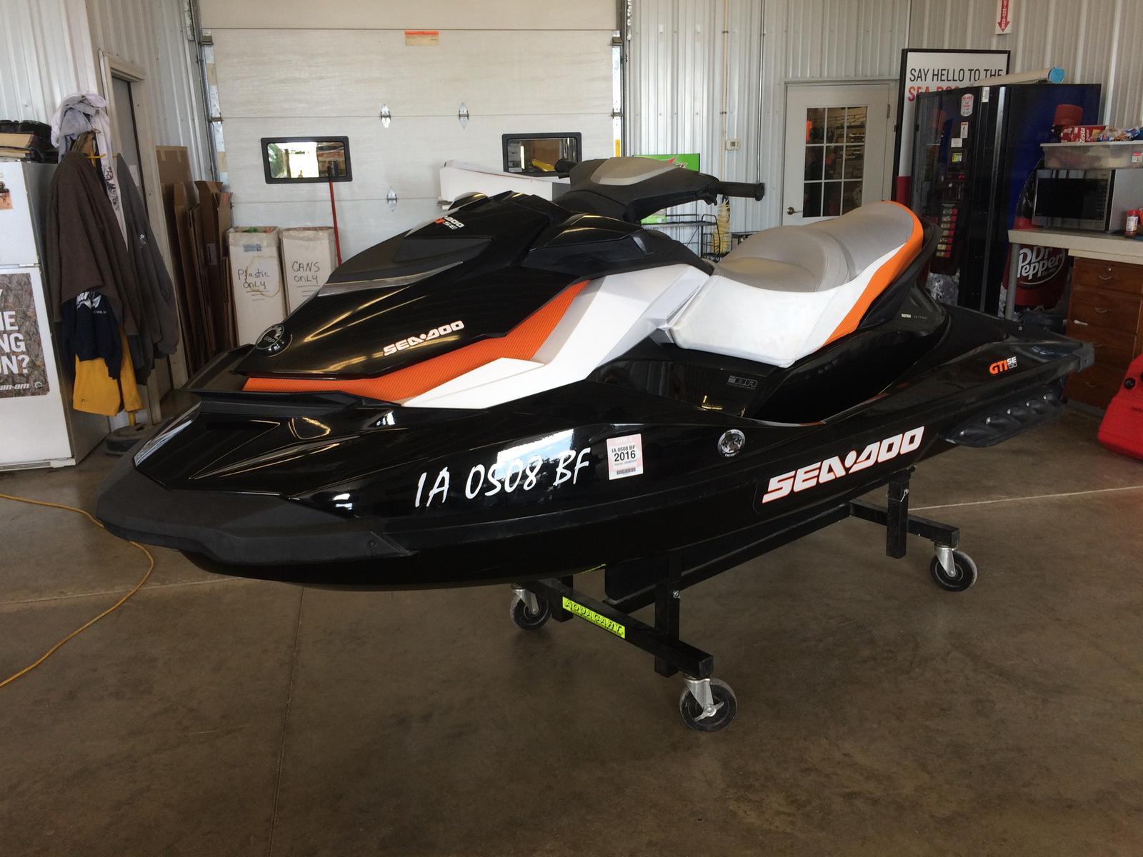 $5,200, 2011 Sea-Doo GTI SE 130