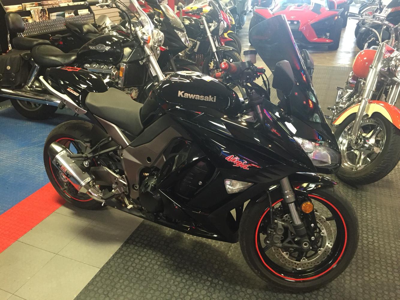 $6,999, 2011 Kawasaki Ninja 1000