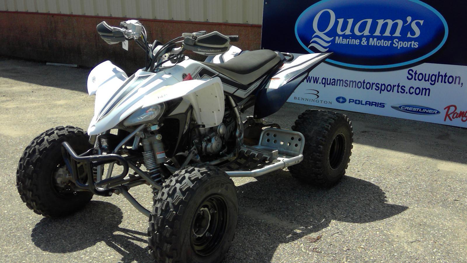 $3,690, 2008 Yamaha YFZ-450