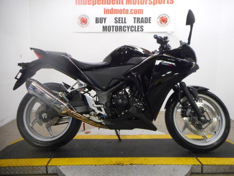 $2,795, 2011 Honda CBR250R CBR250 CBR 250