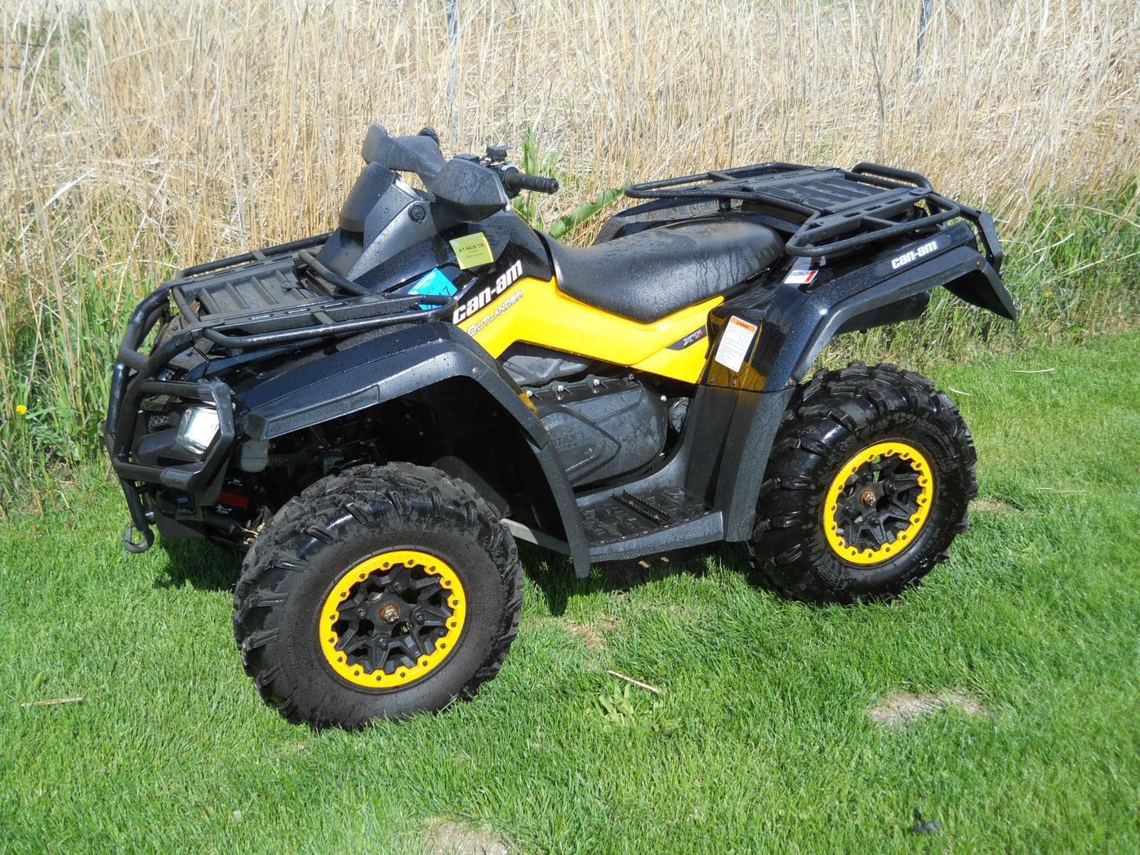 $7,500, 2011 Can-Am OUTLANDER XT-P 800