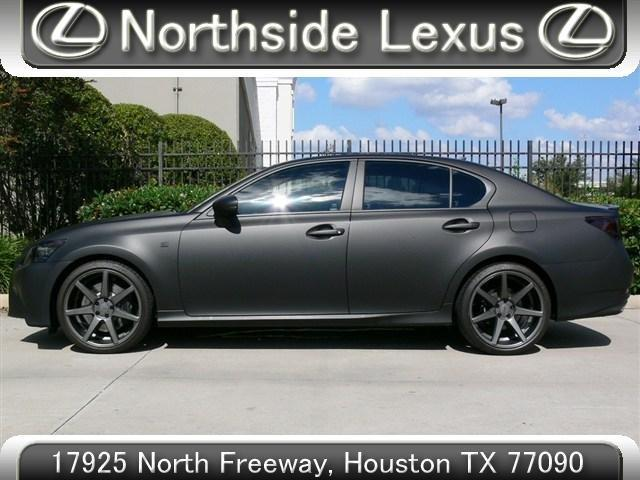 Blacked Out 2013 GS350 F Sport On EBay ClubLexus Lexus