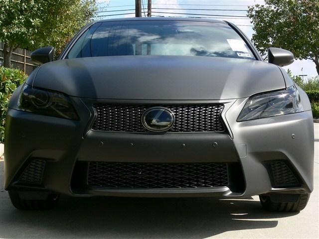 on 2012 Lexus Gs 350