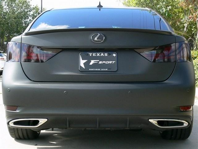 Blacked-out 2013 GS350 F-Sport on eBay - ClubLexus - Lexus ...