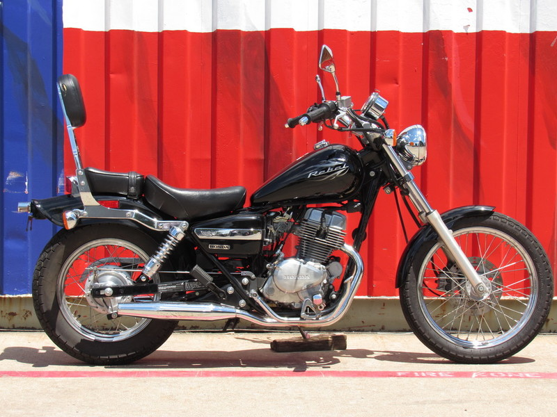 $1,799, 2009 Honda Rebel