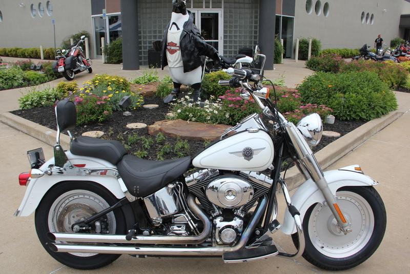 $7,999, 2004 Harley-Davidson FatBoy