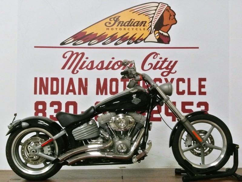 $8,885, 2008 Harley-Davidson FXCW - Rocker
