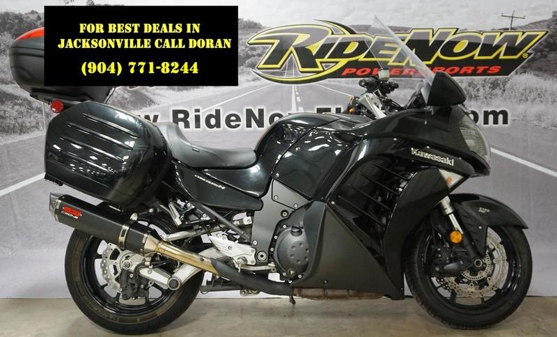 $9,999, 2014 Kawasaki Concours 14 ABS