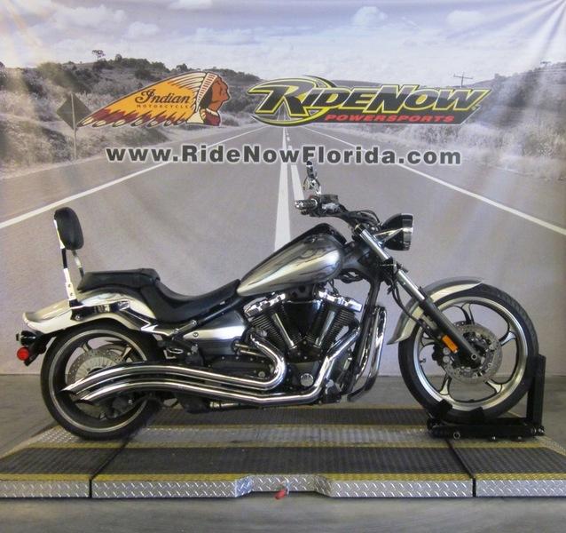 $5,999, 2009 Yamaha Raider