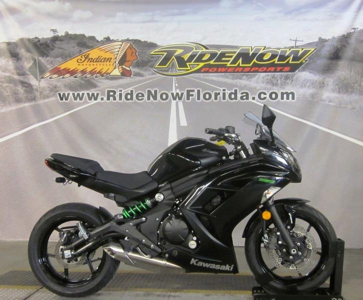 $5,799, 2015 Kawasaki Ninja 650 ABS