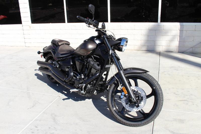 $13,999, 2014 Yamaha Raider SCL