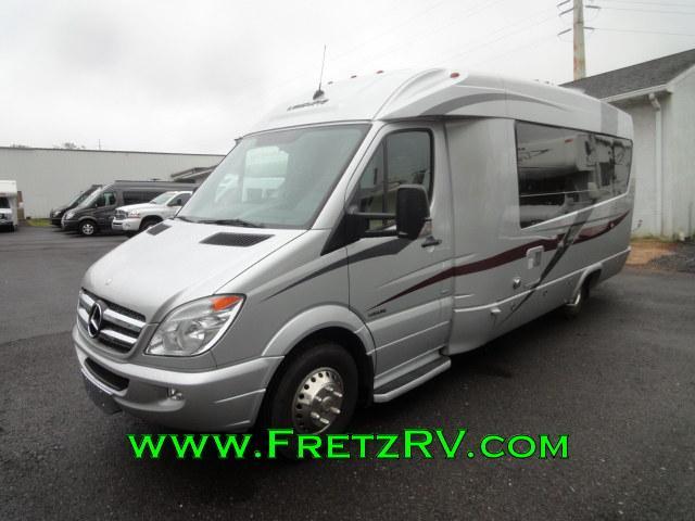 2013 Leisure Travel Vans Serenity Serenity Mercedes Diesel Sprinter Ebay