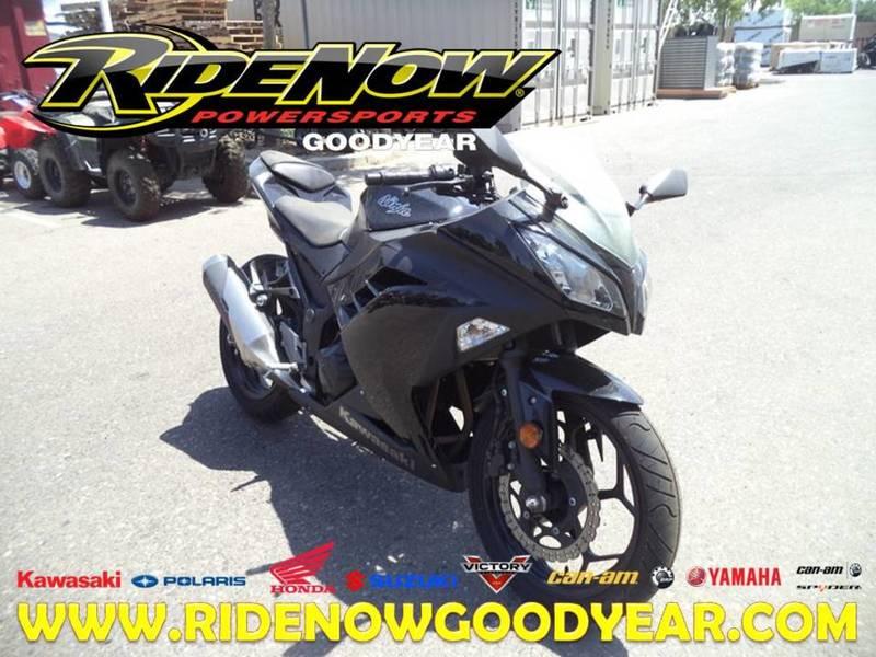 $3,299, 2013 Kawasaki Ninja 300