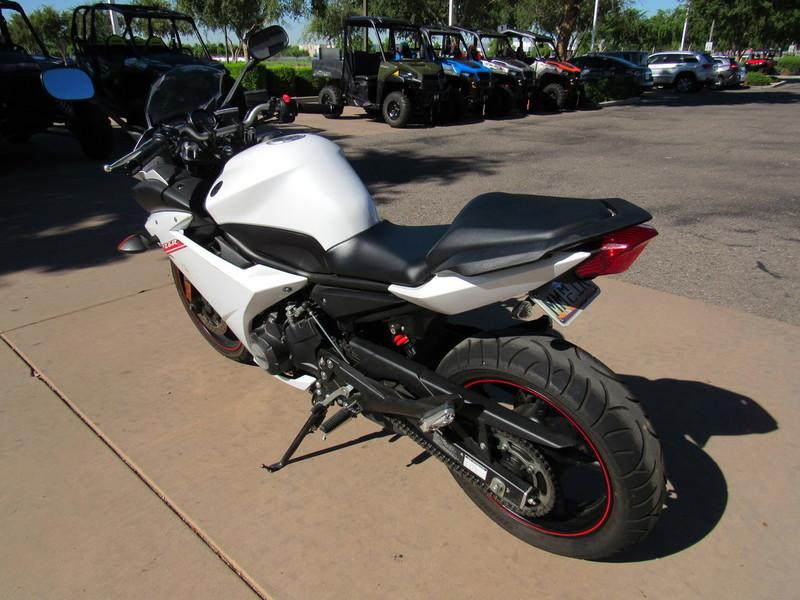 $4,999, 2012 Yamaha FZ6R